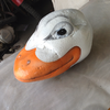 duck head  airbrushed rock 14 lbs.